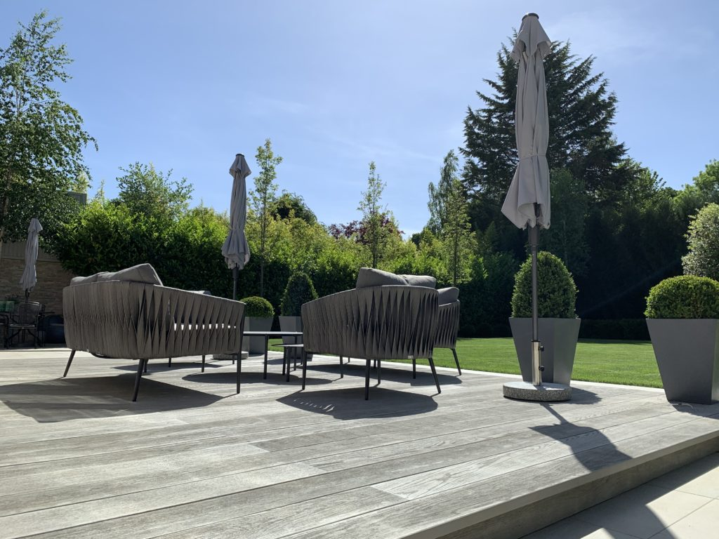 Composite Decking Installation in Beaconsfield