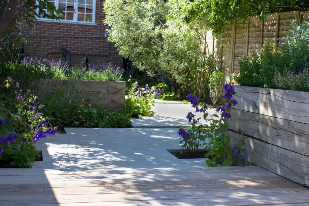 John Lewis Home Solutions Garden Design