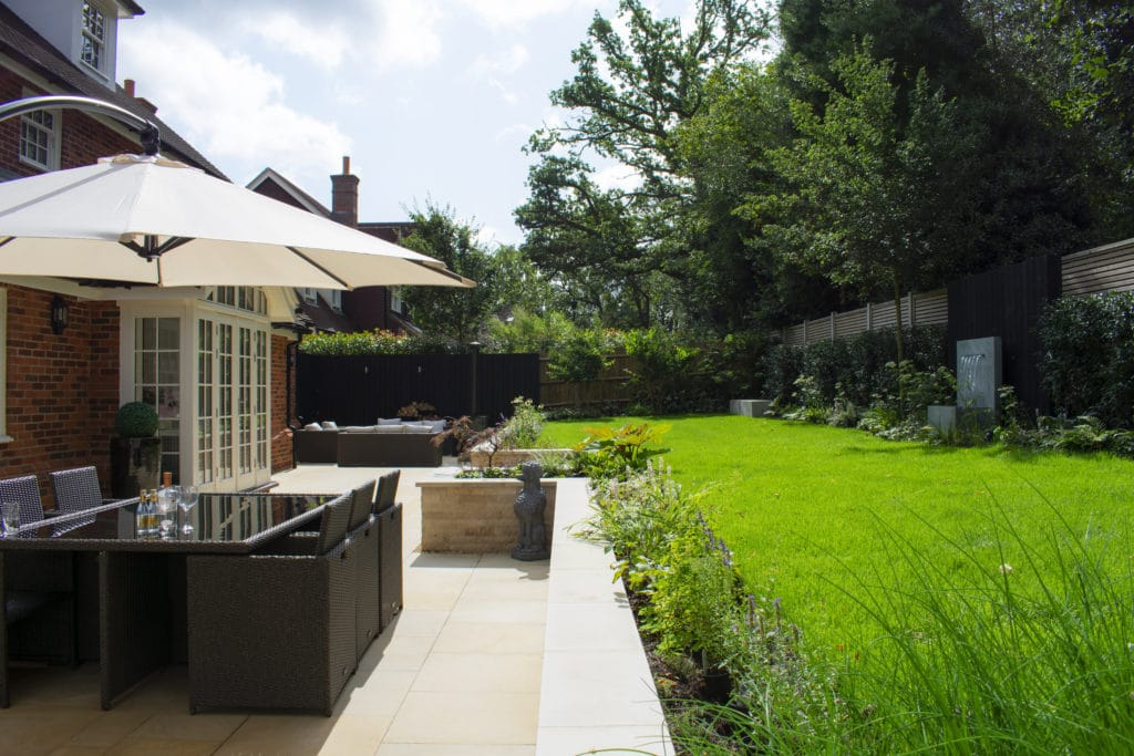 garden design landscaping buckinghamshire