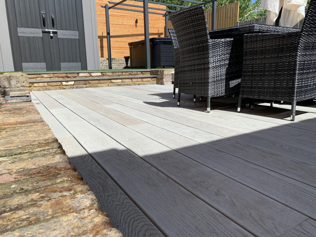 millboard decking installer kings langley