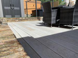 millboard decking installer kings langley