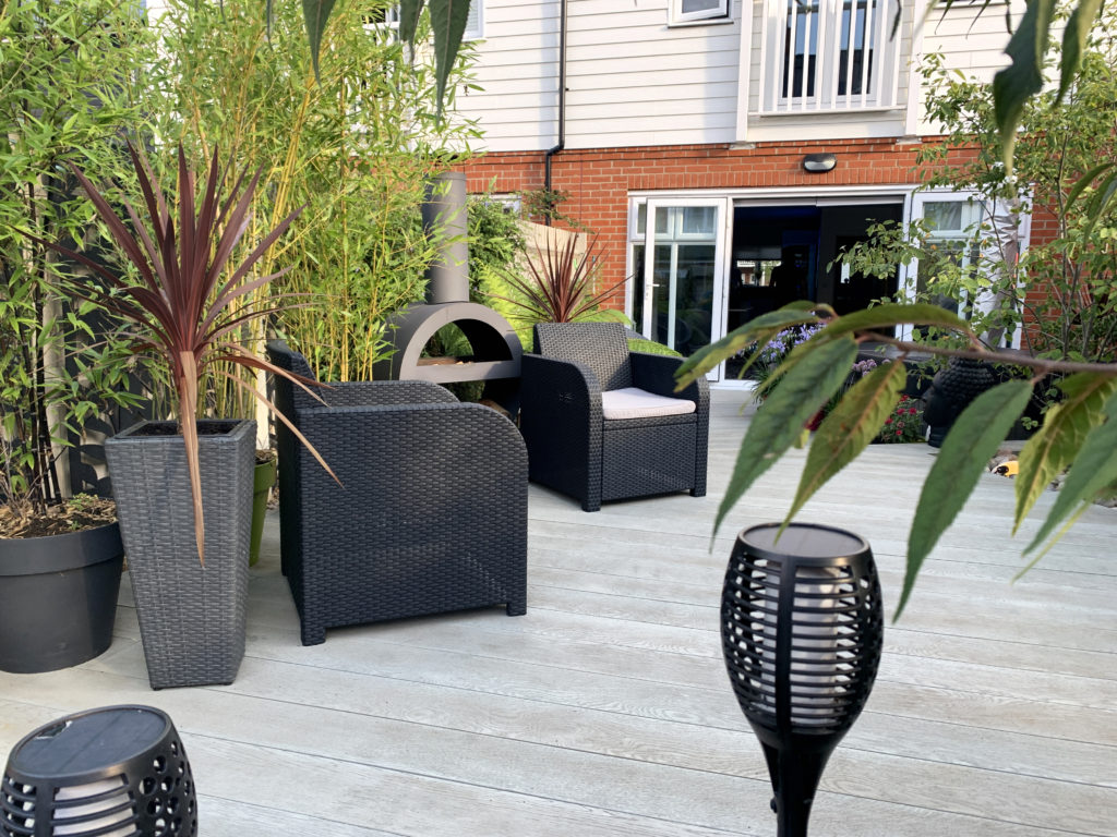 professional decking installer high wycombe