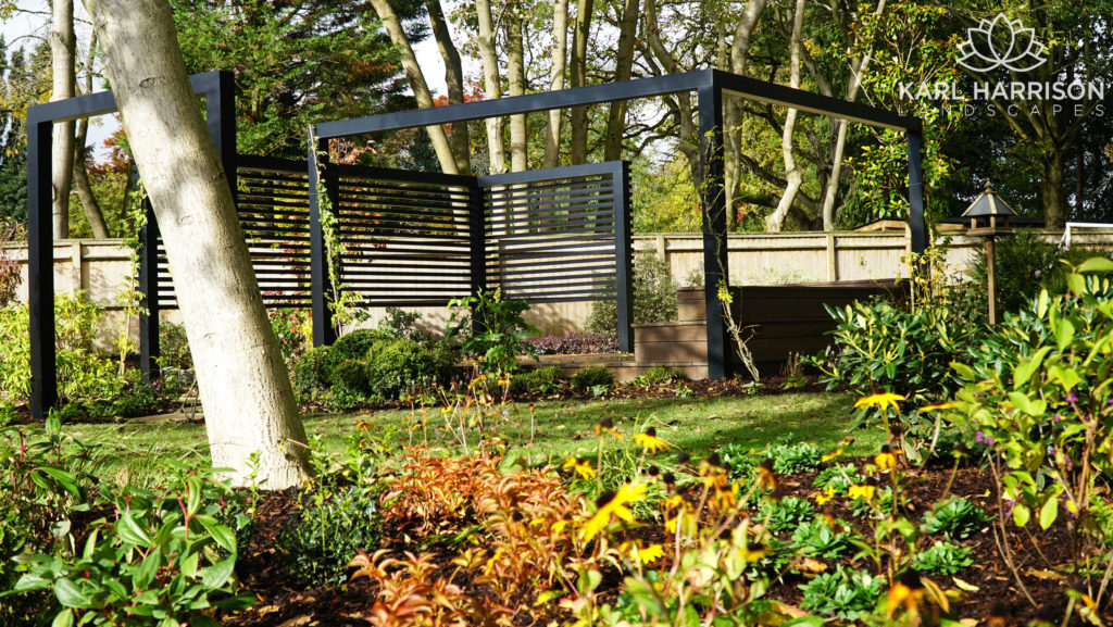 professional garden design and landscaping Amersham
