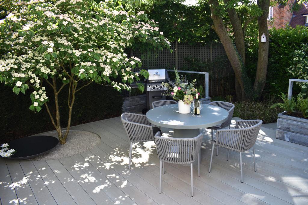 professional garden designer amersham