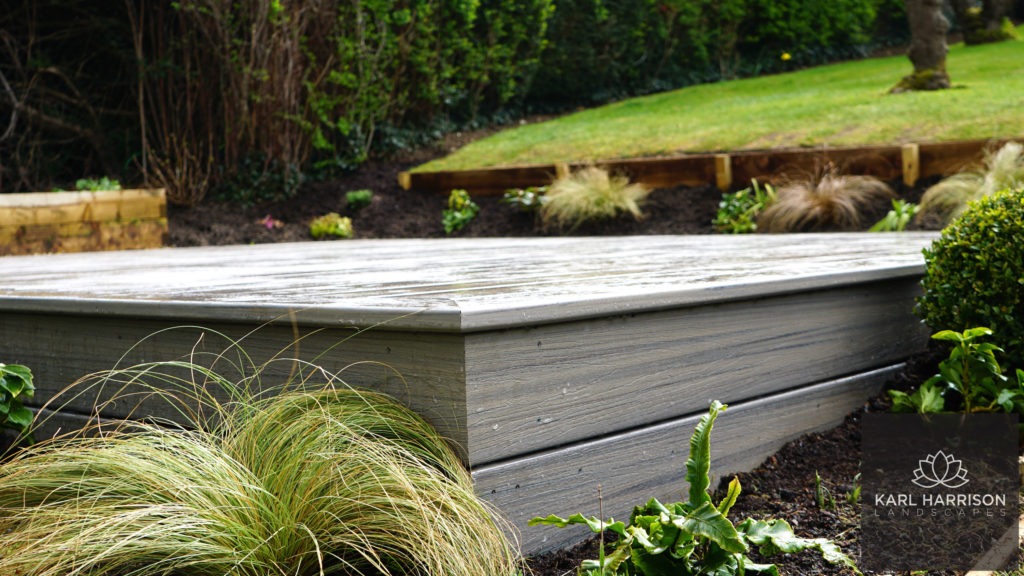Composite Decking Warrantied for 25-years
